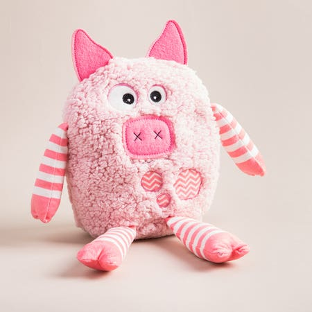 99806_Aroma_Home_Hug_A_Snug_'Pig'_Microwaveable_Body_Warmer