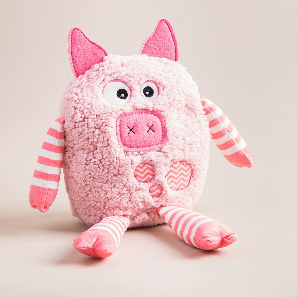 Aroma Home Hug-A-Snug 'Pig' Microwaveable Body Warmer