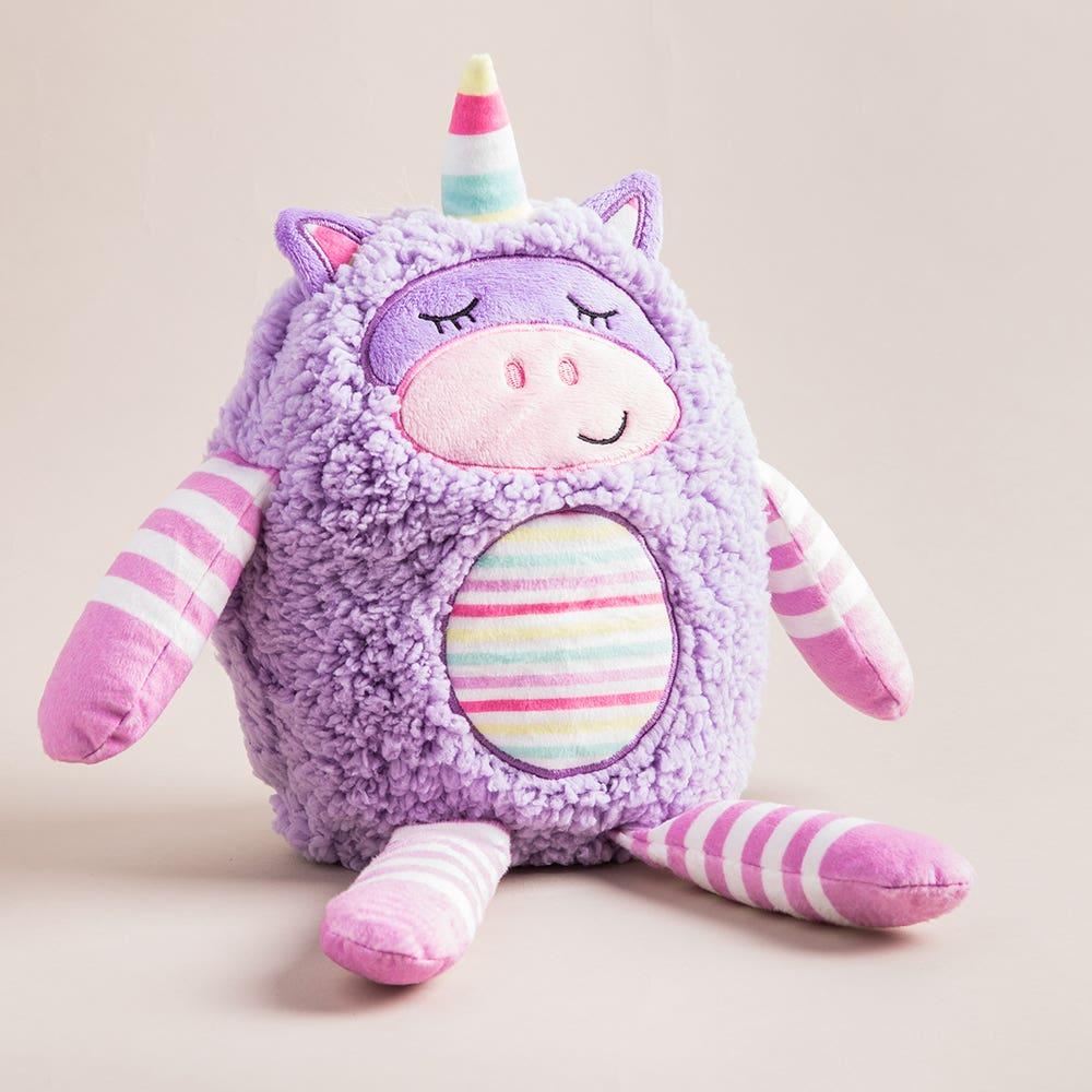 Aroma Home Hug-A-Snug 'Unicorn' Microwaveable Body Warmer