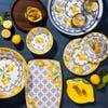 KSP Capri Melamine Dinner Plate