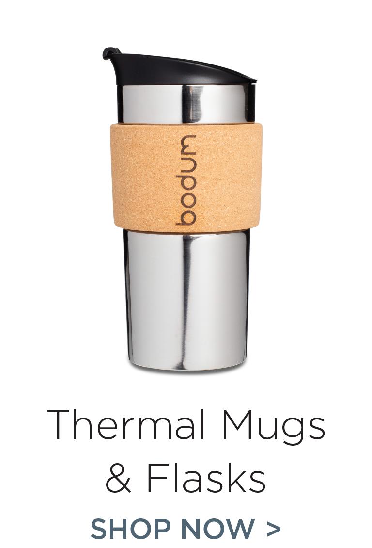 Thermal Mugs & Flasks