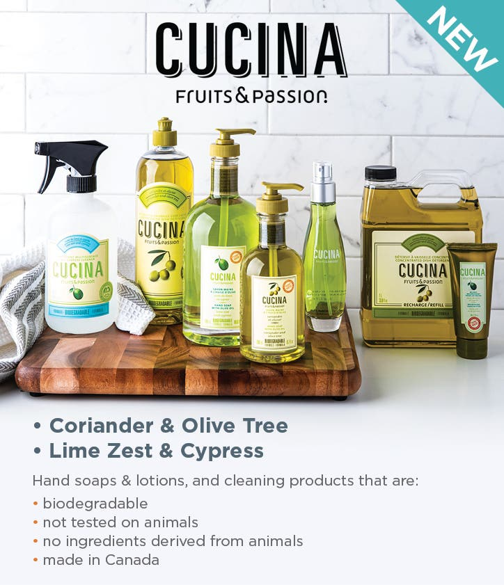 Shop Fruits & Passion Cucina Collection