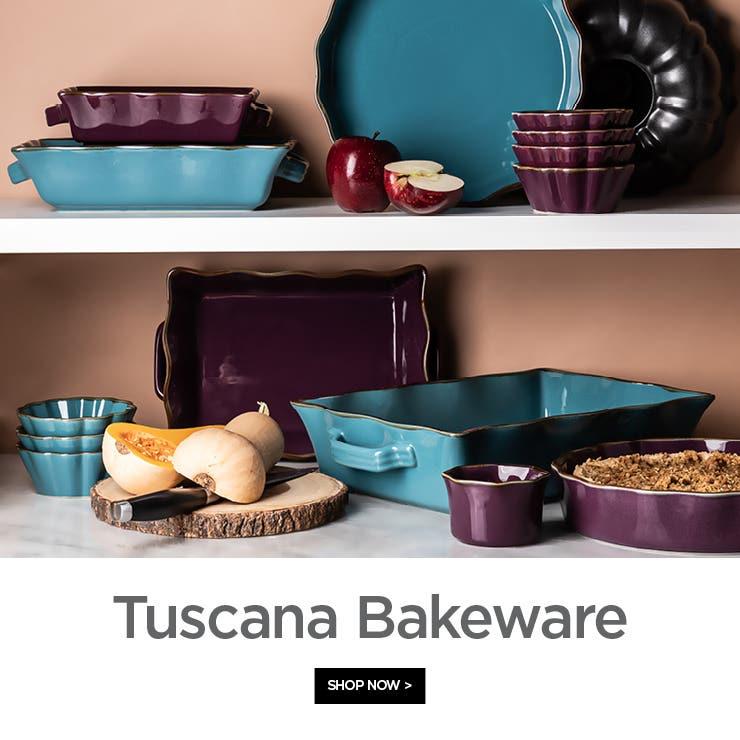 Shop Tuscana Bakeware Collection