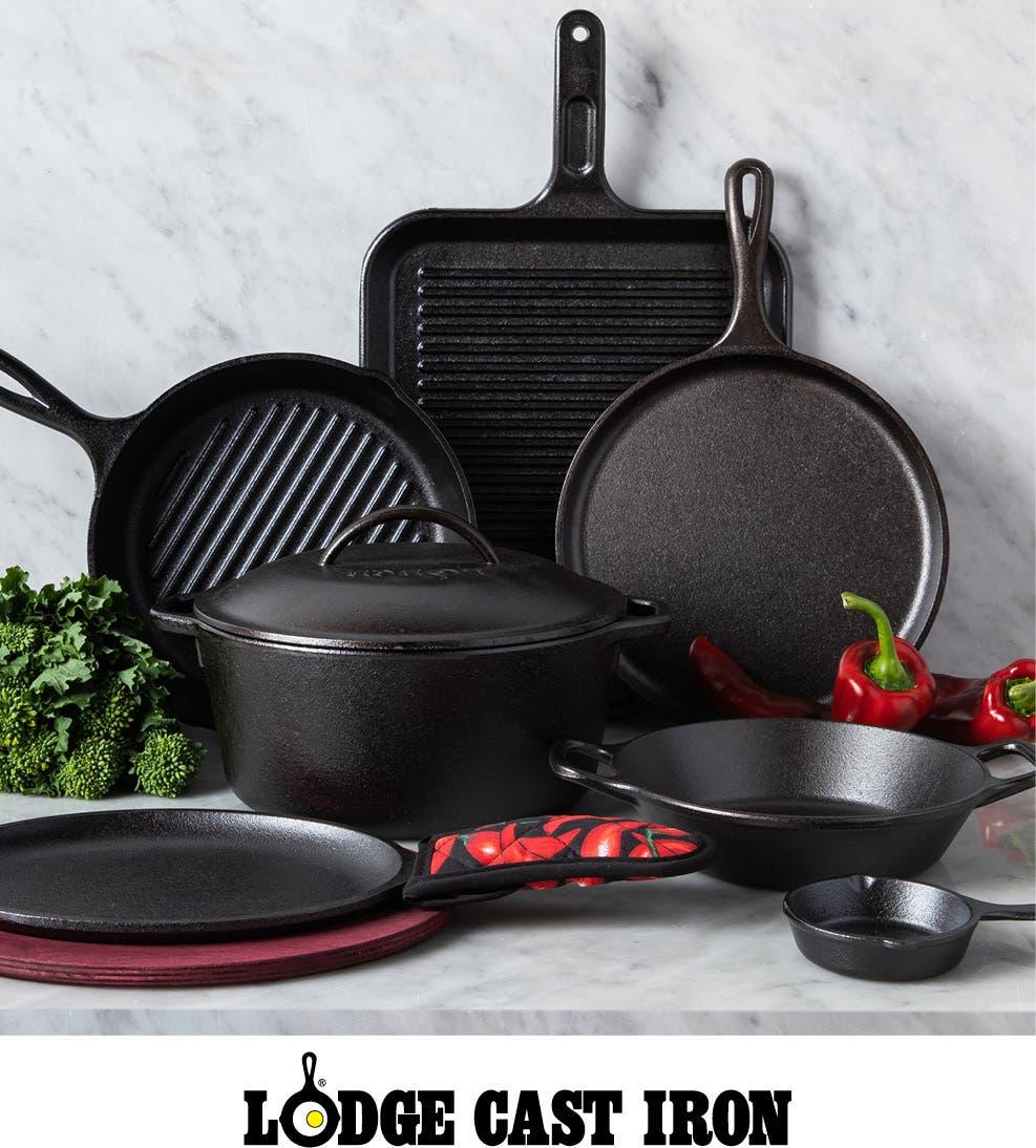 Shop Lodge Cookware