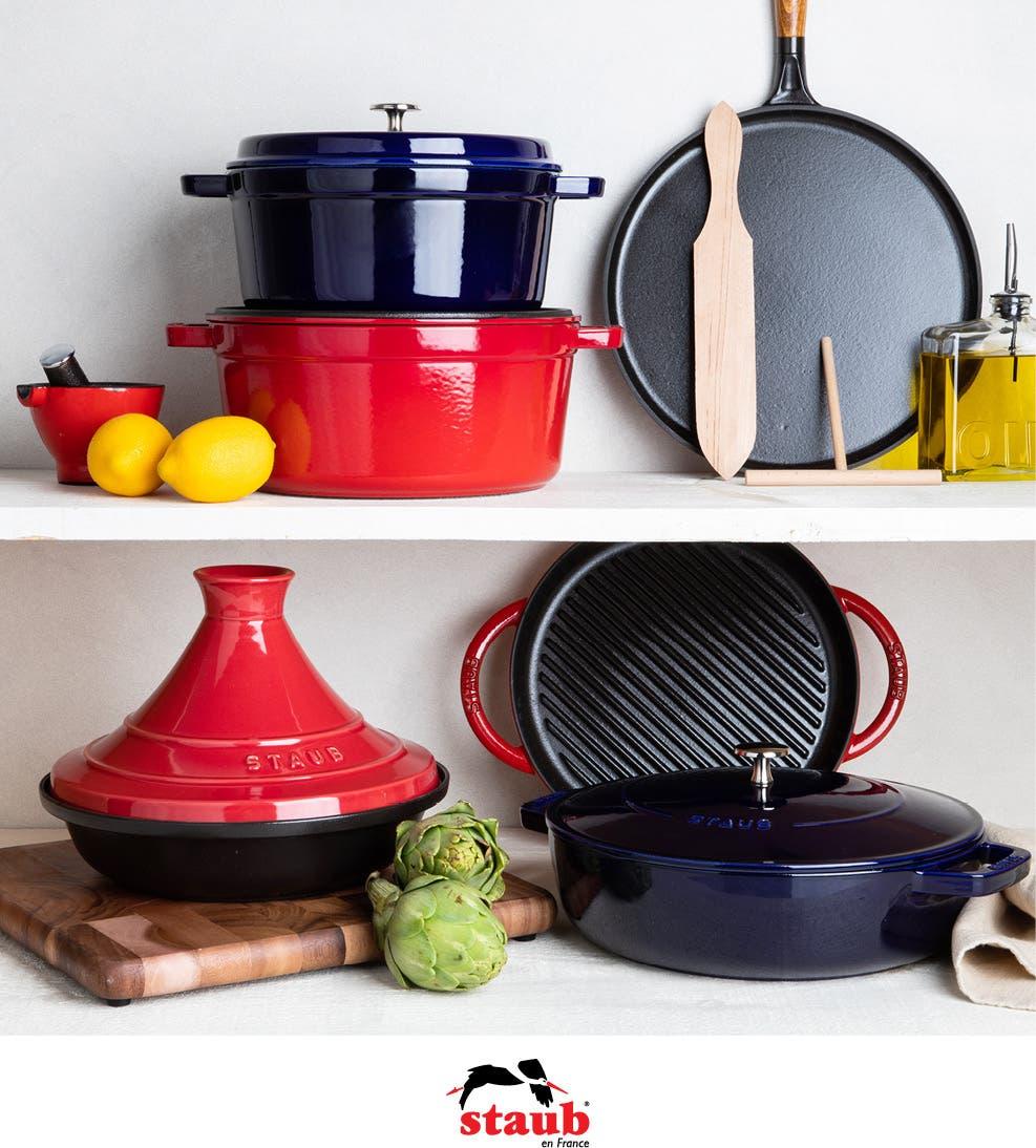 Shop Staub Cookware & Bakeware