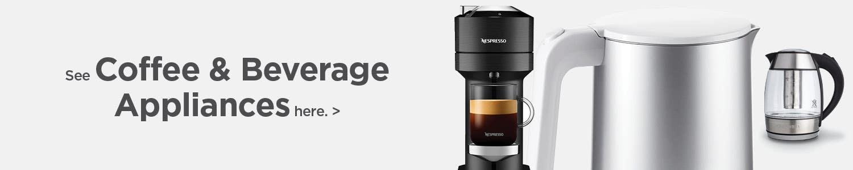 Shop Coffee & Beverage Appliances