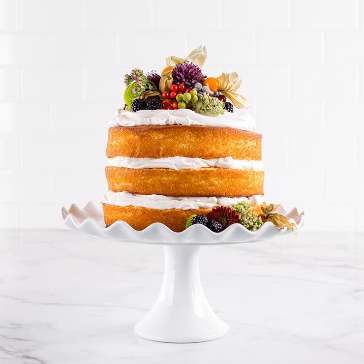 Shop Cake Stands & Dessert Dishes