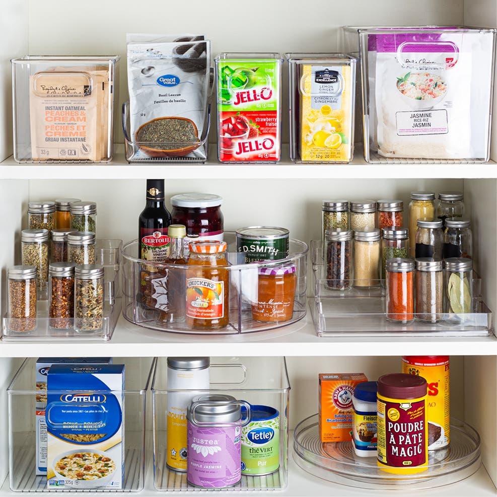 Shop Pantry Organizers