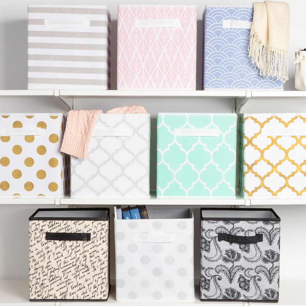 Shop Storage Baskets & Boxes
