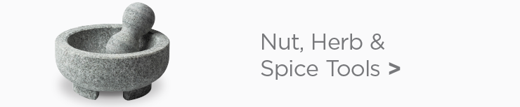 Shop Nut, Herb & Spice Tools