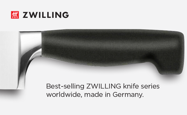 Shop ZWILLING Four Star Knives