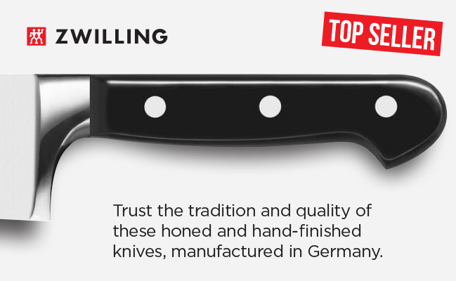 Shop ZWILLING Professional S Knives