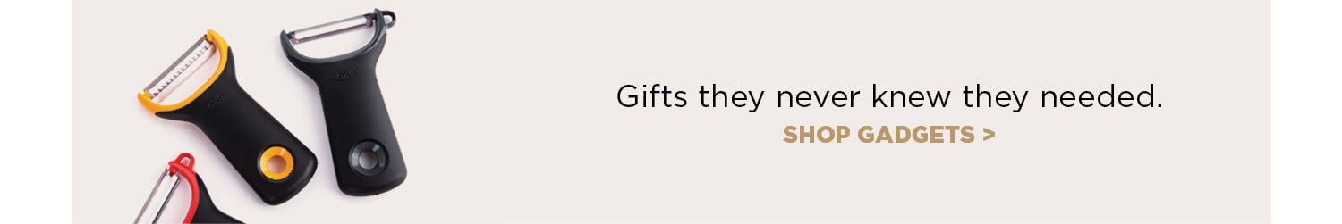 Gift they never knew they needed - shop gadgets
