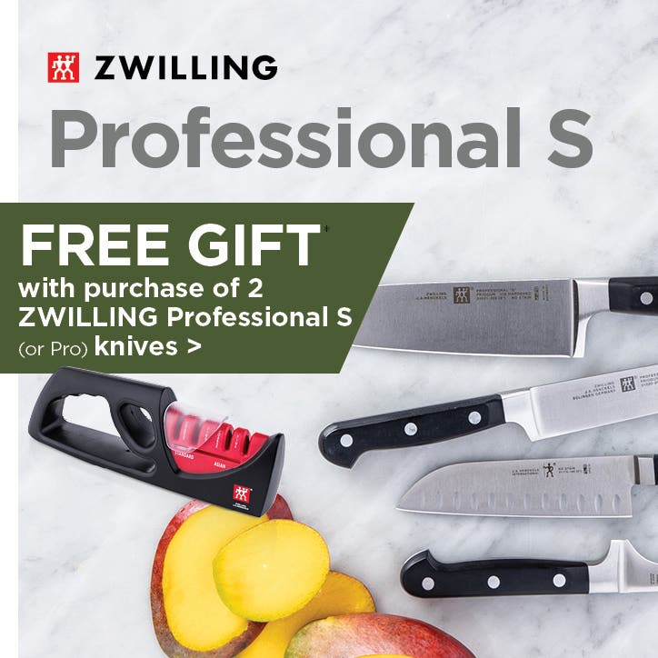 ZWILLING Professional S Knife Collection