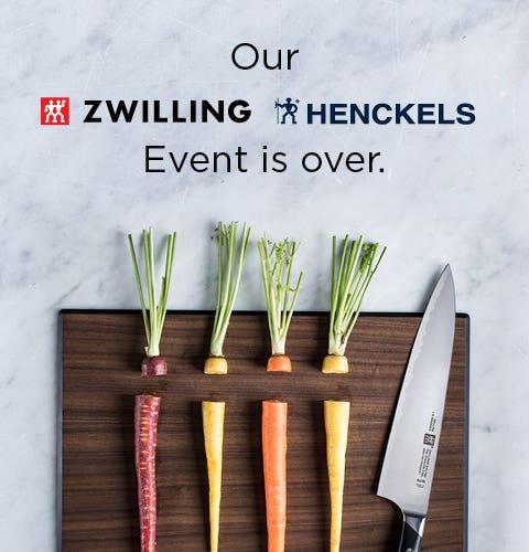 Zwilling Henckels Event