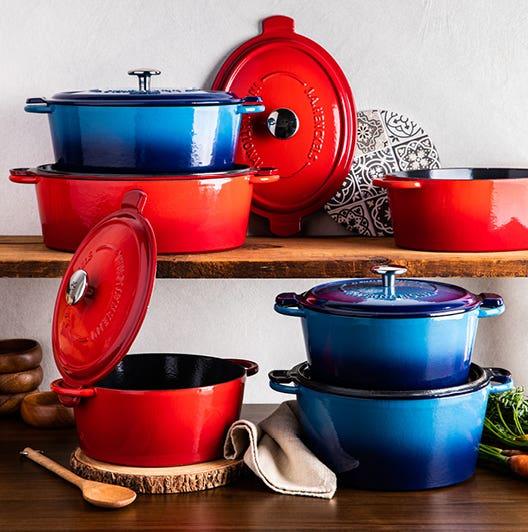 Shop Enamel Cookware