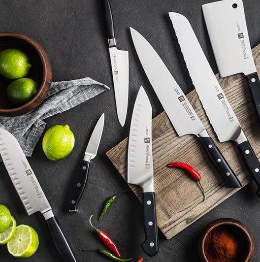 Shop Open Stock Knives