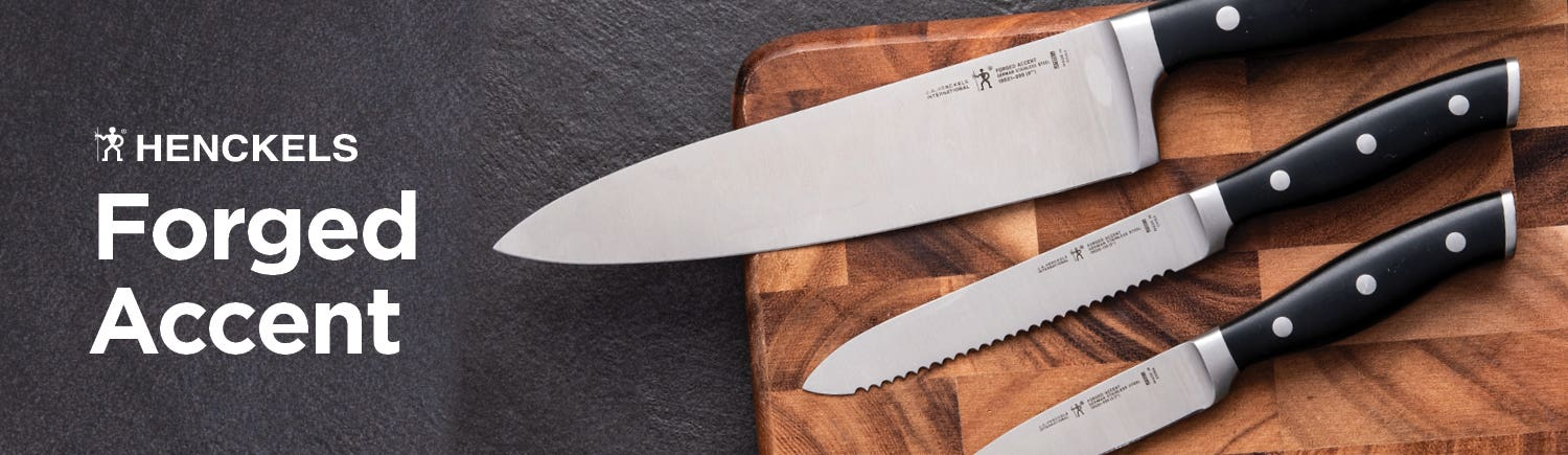 Henckels Forged Accent Knife Collection