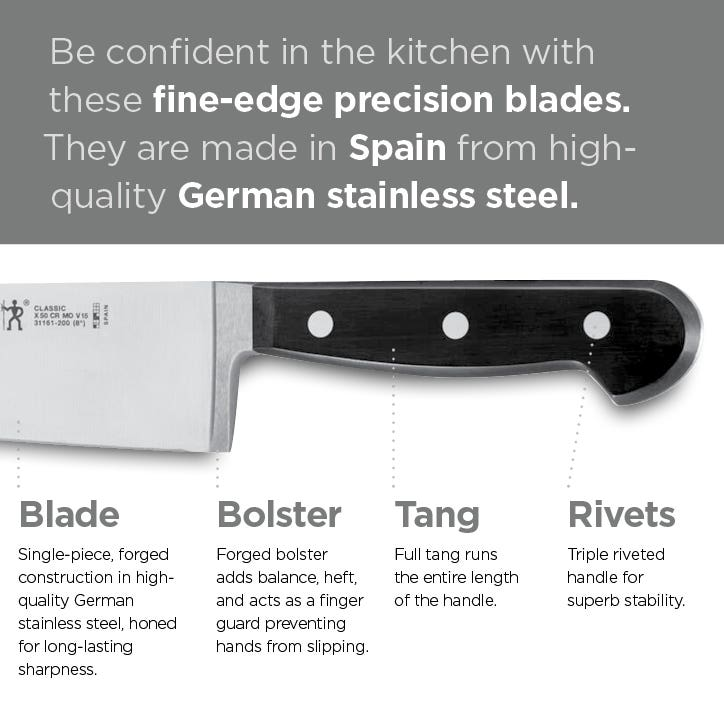 Henckels Classic Knife Collection