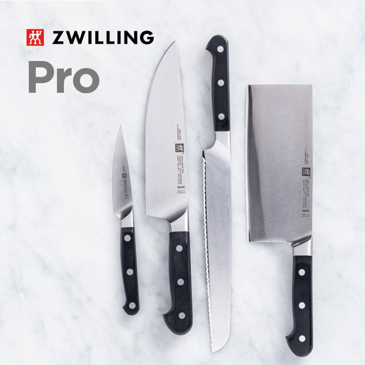 ZWILLING Pro Knife Collection