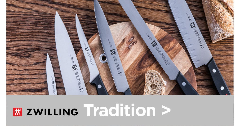 ZWILLING Tradition Knife Collection