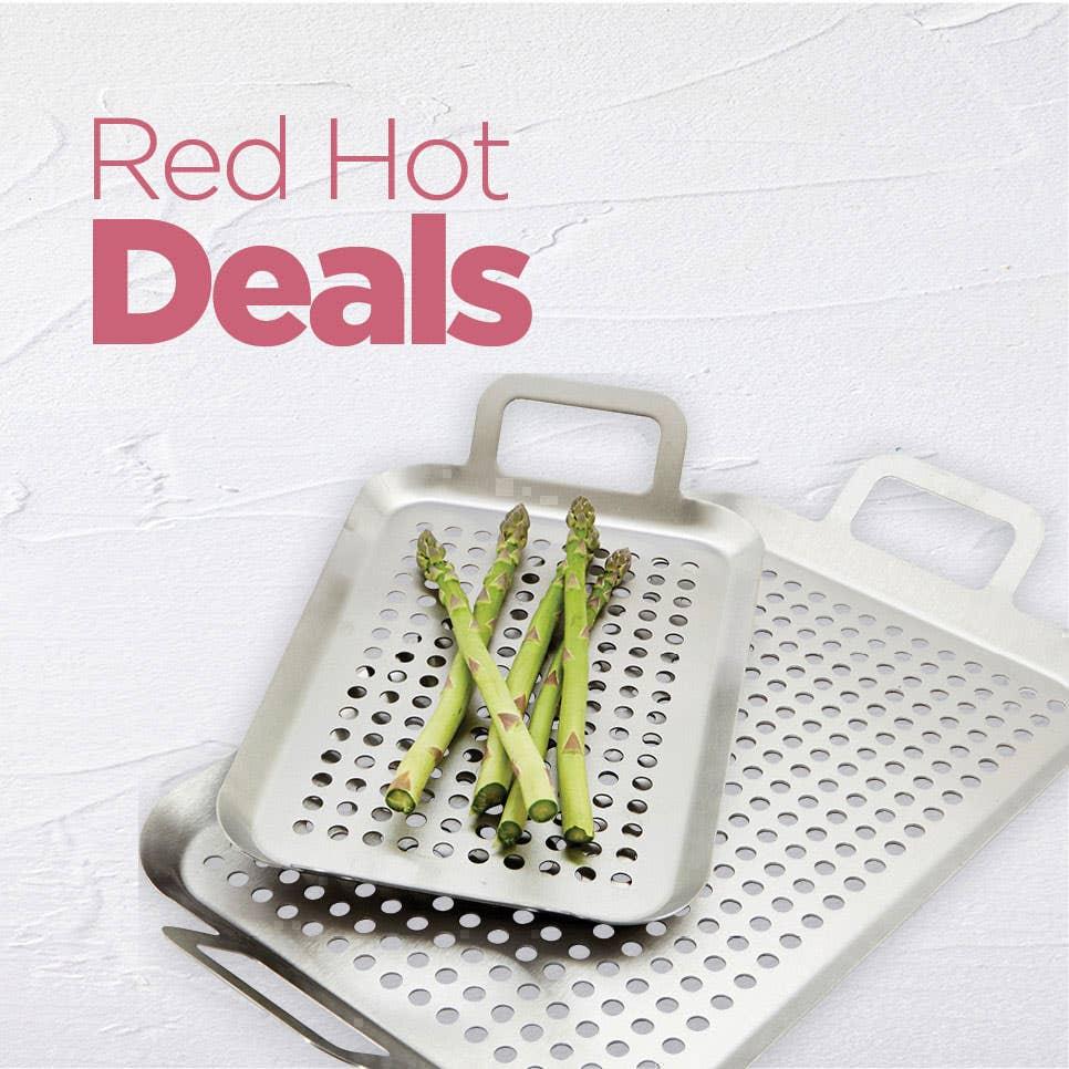 Shop Red Hot Deals