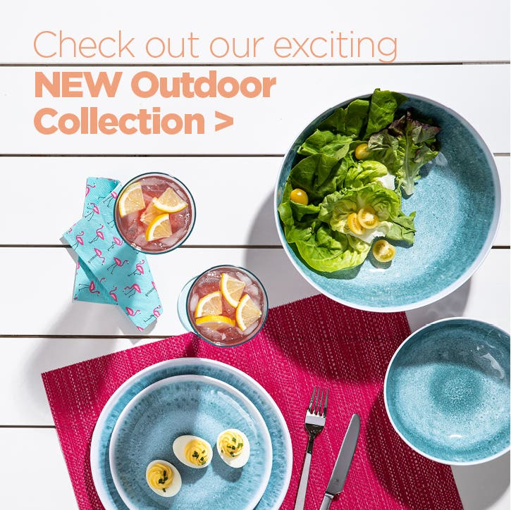 Shop the NEW Outdoor Collection