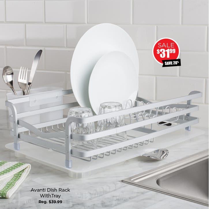 Shop Dish Racks & Sink Accessories