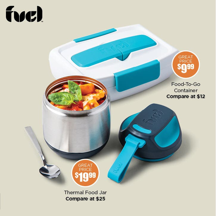 Shop Fuel Lunch Collection
