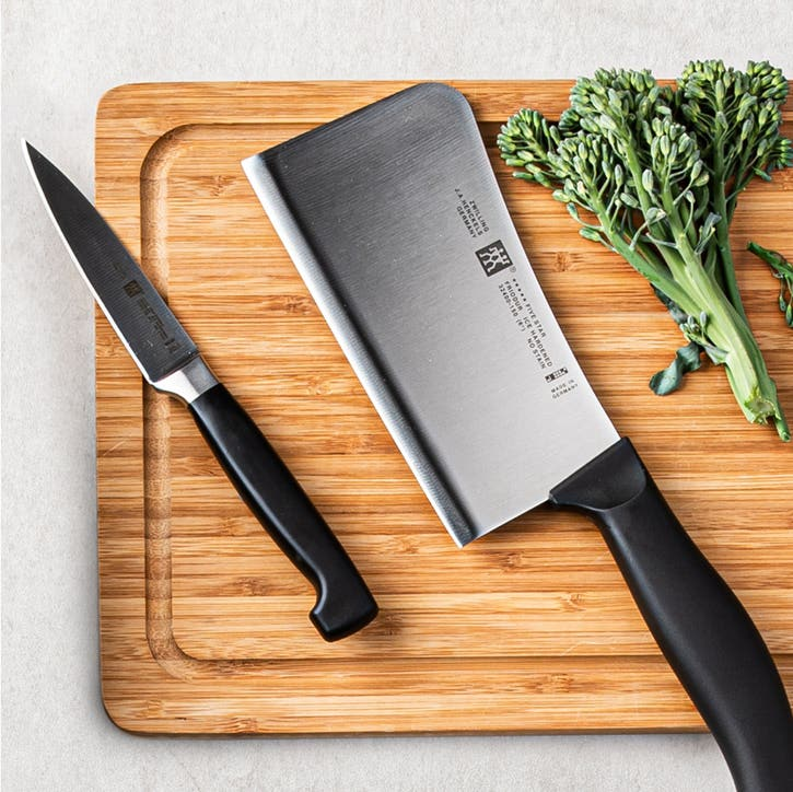 2 knives on a cutting board - Shop Door Crashers - up to 70% Off