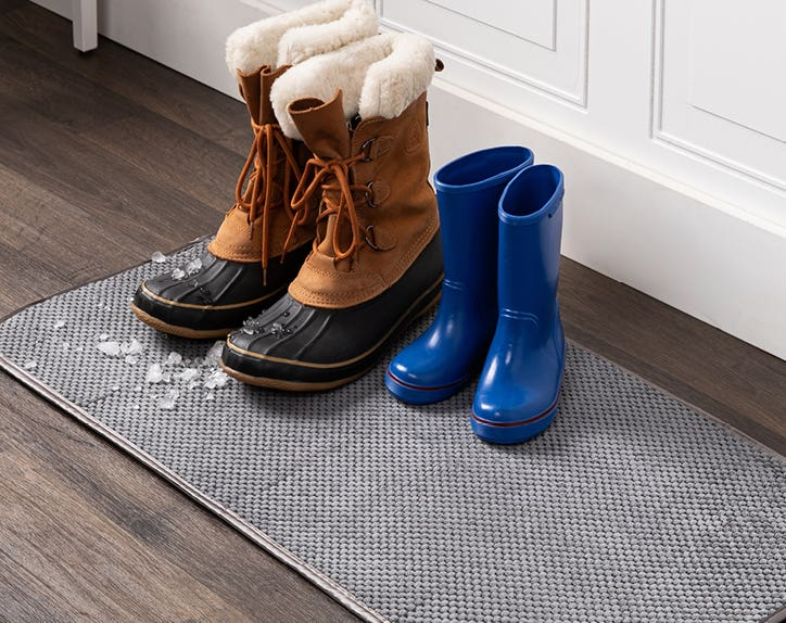 Harman Luxe Plush Boot-Shoe Drying Mats