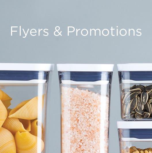 Shop Flyers & Promotions