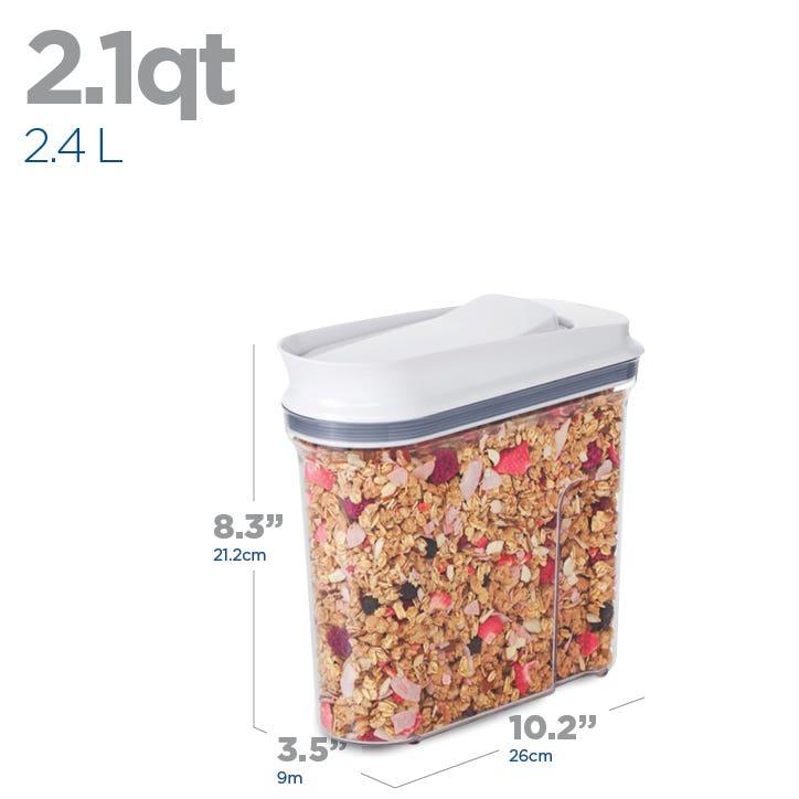 Oxo Good Grips Pop 2.4L Cereal Storage Dispenser