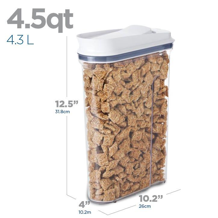 OXO Good Grips Pop 4.3L Cereal Storage Dispenser