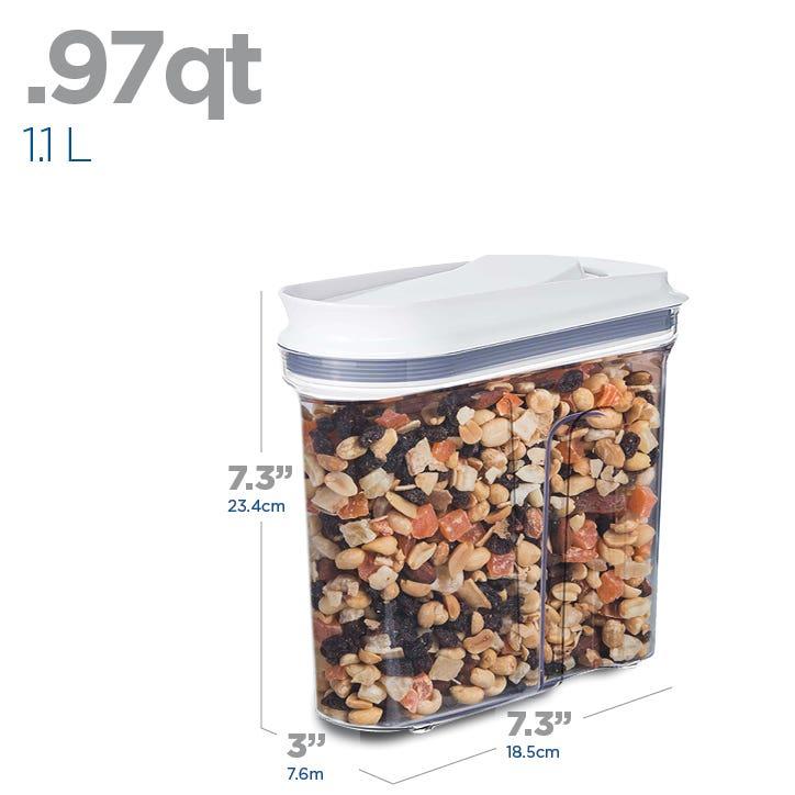 OXO Good Grips Pop 1.1L Cereal Storage Dispenser