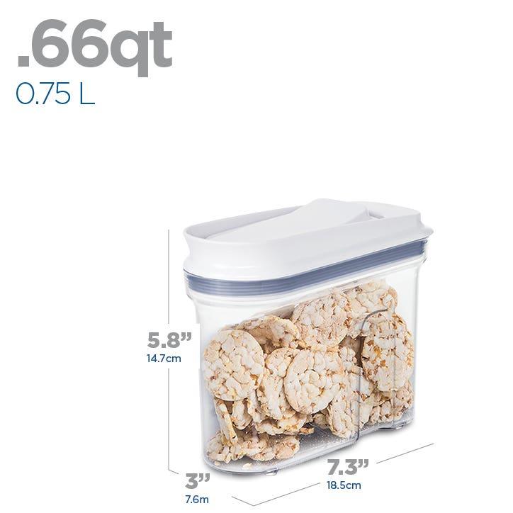 OXO Good Grips Pop .75L Cereal Storage Dispenser