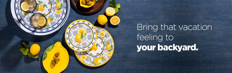 Capri Collection – easy peasy, lemon squeezy.