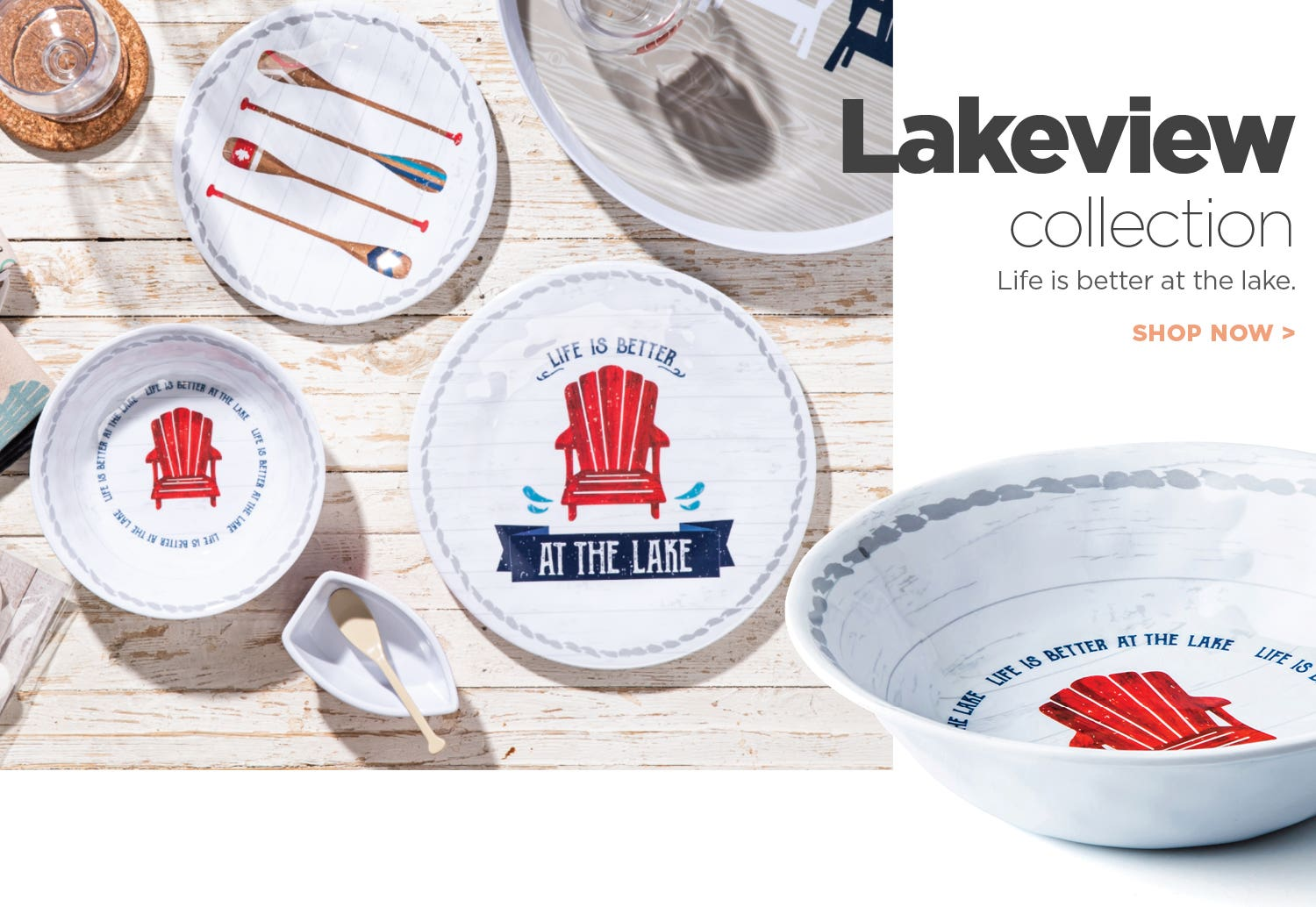 Shop Lakeview Collection