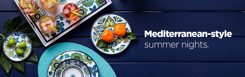 Madrid Collection - Mediterranean-style summer nights.