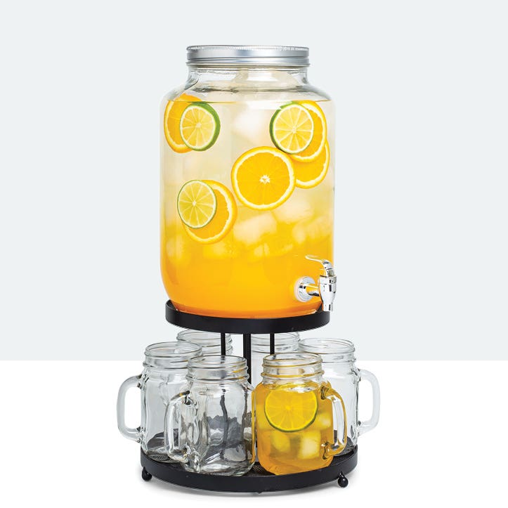 Shop Pitchers and Dispensers
