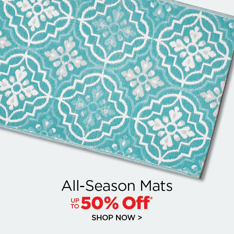 Shop All-Season Mats - up to 50% Off