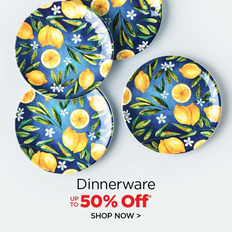 Shop Outdoor Dinnerware – up to 60% Off