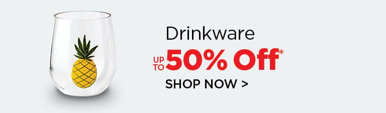 Shop Outdoor Drinkware - up to 50% Off