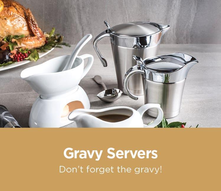 Gravy Servers